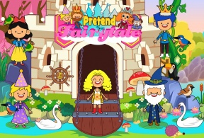 my pretend fairytale land kids royal family game 1 288x195