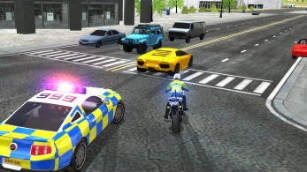 police car driving police chase 2 347x195