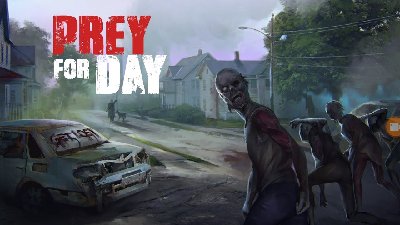 prey day survival craft zombie