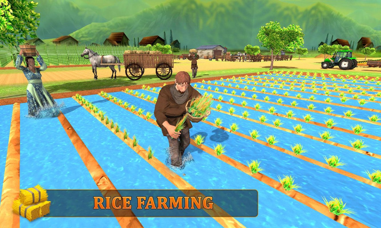 primitive farming machine 3