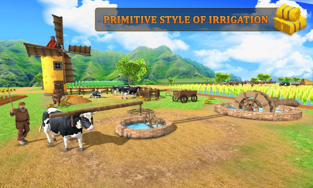primitive farming machine 4