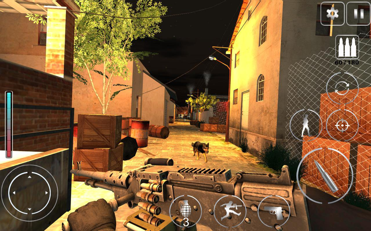 secret agent lara fps 2