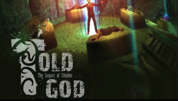 told god legacy cthulhu