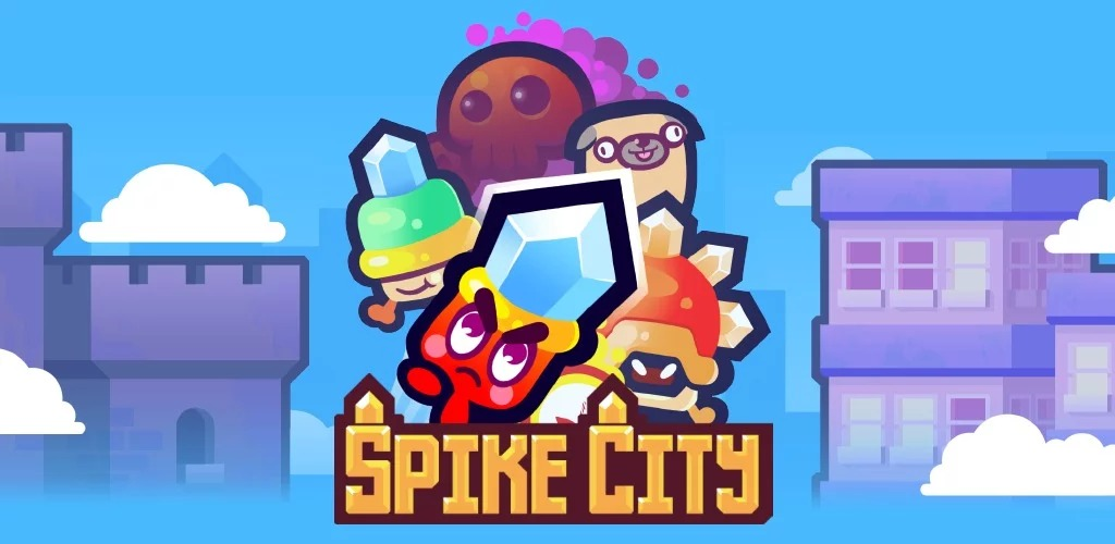 Spike City cover