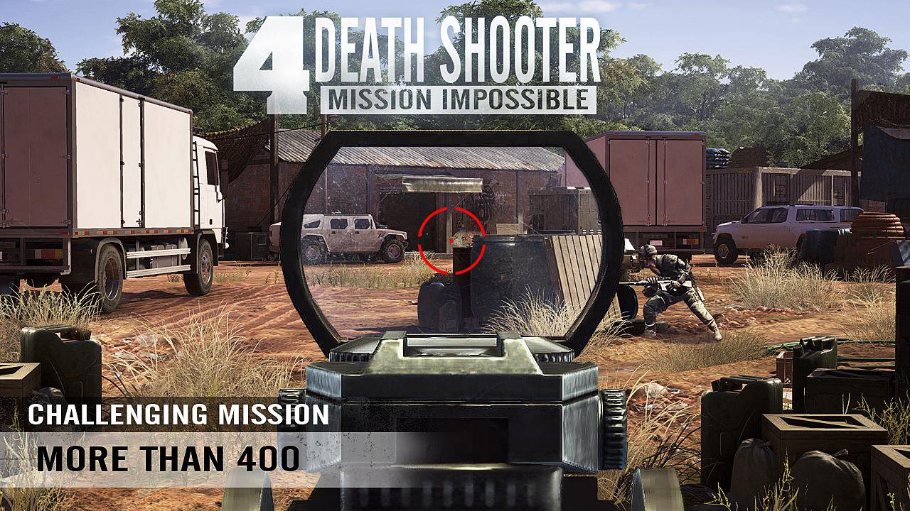 death shooter 4 mission impossible 1
