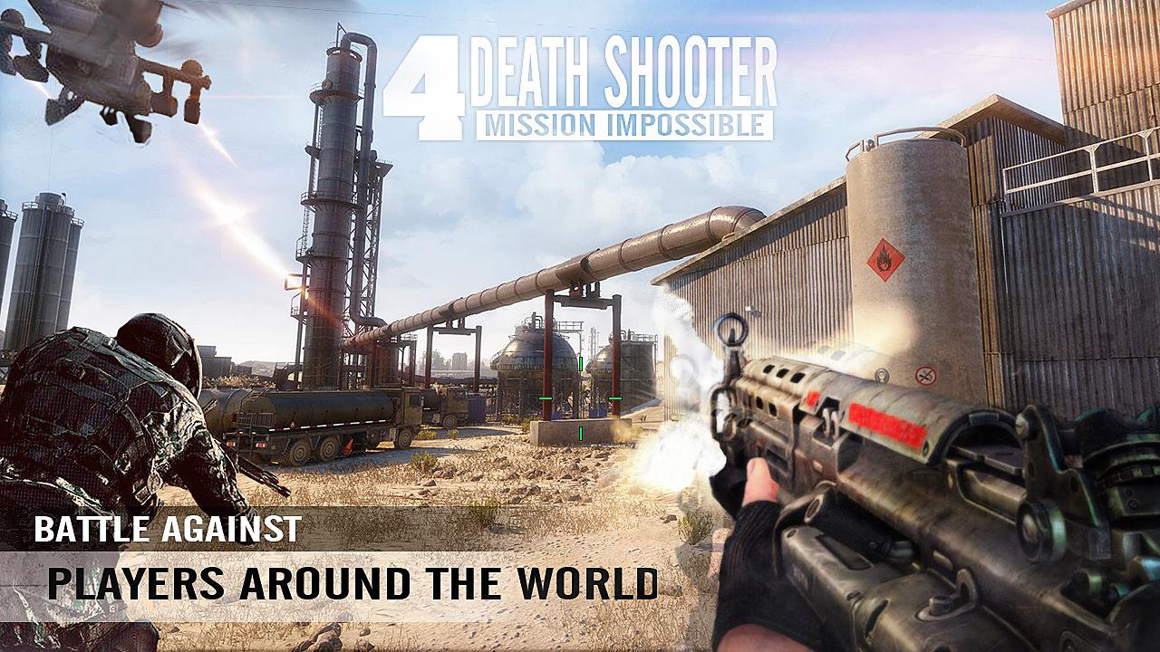 death shooter 4 mission impossible 2