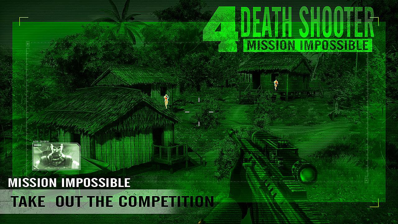 death shooter 4 mission impossible 4