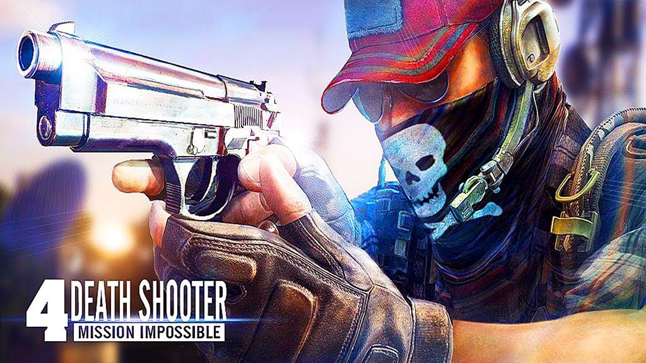 death shooter 4 mission impossible