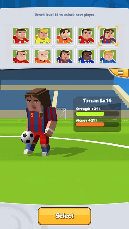 football star super striker 4