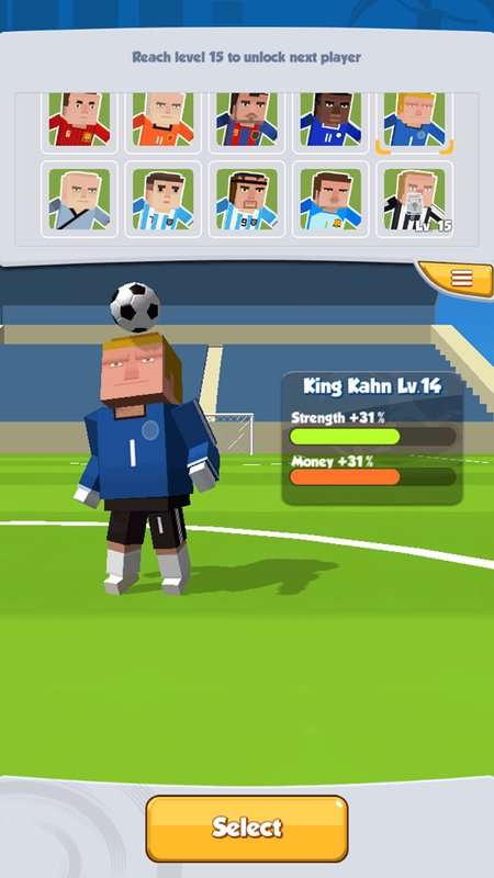 football star super striker 5