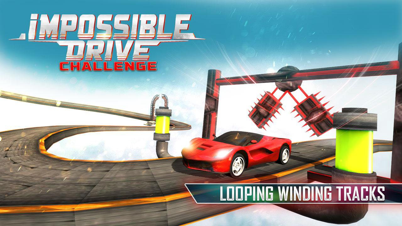 impossible drive challenge 1