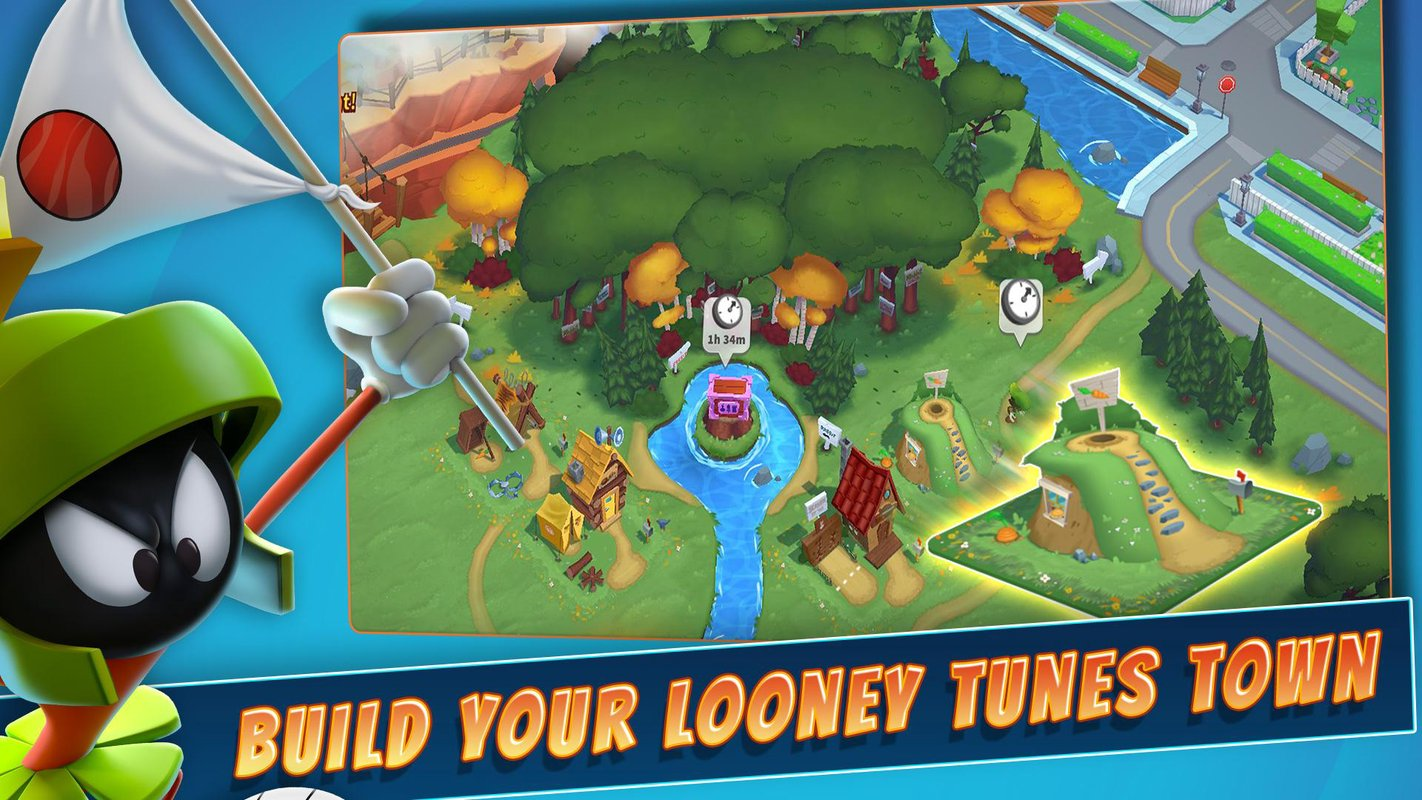 looney tunes world of mayhem 2