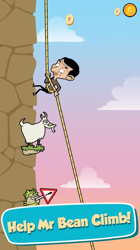 mr bean risky ropes 1