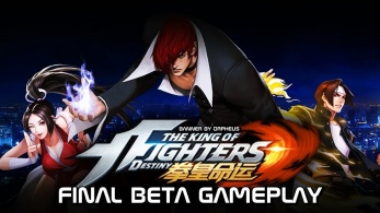 the king of fighters destiny 347x195