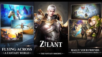 zilant the fantasy mmorpg 347x195