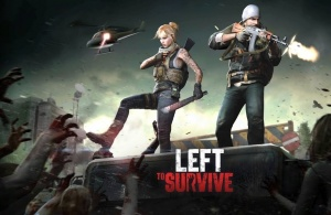 Left to Survive 300x195
