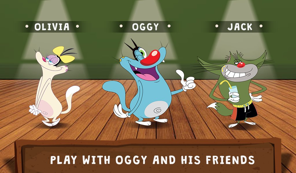 oggy go world of racing the official game 1