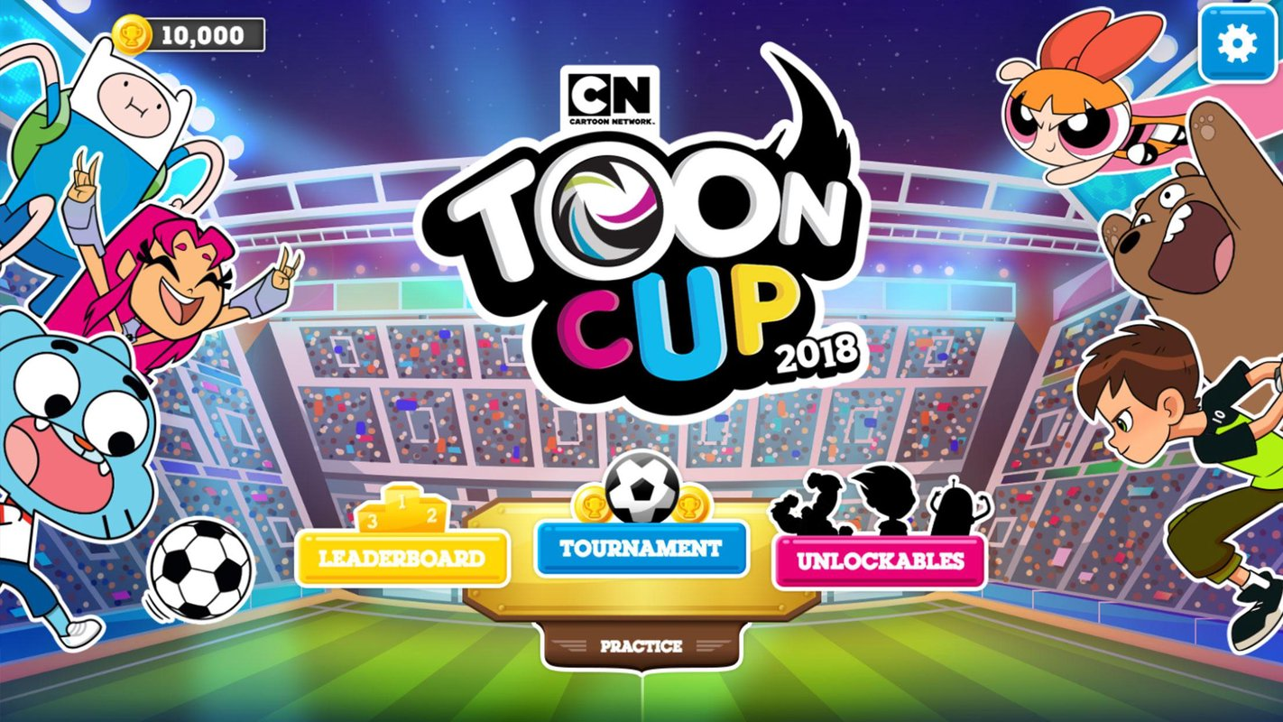 download toon cup 2018 cartoon network�s football game