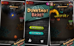 Dunk Shot Basket 314x195