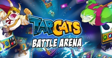 Tap Cats Battle Arena 375x195