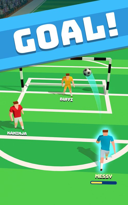 occer hero endless football run 3