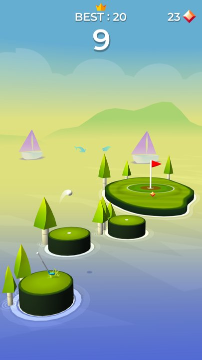 pop shot golf 1