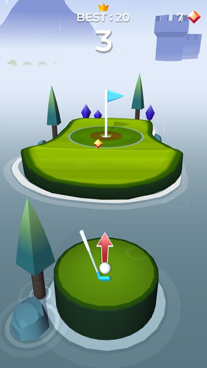 pop shot golf 2