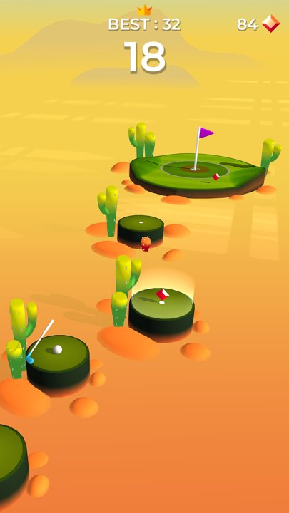 pop shot golf 3
