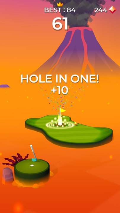pop shot golf 4