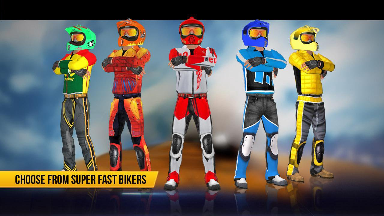 stunt master bike race 3