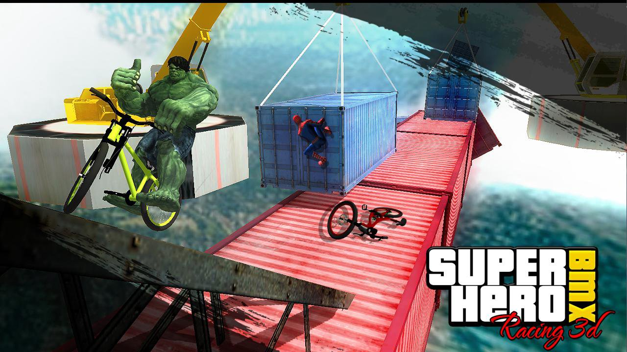 superhero bmx racing 2018 2