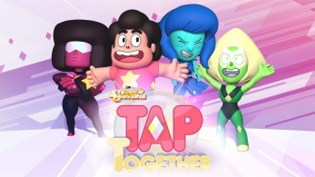 Steven Universe Tap Together 347x195