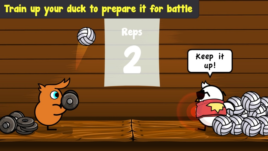 duck life battle lite 2