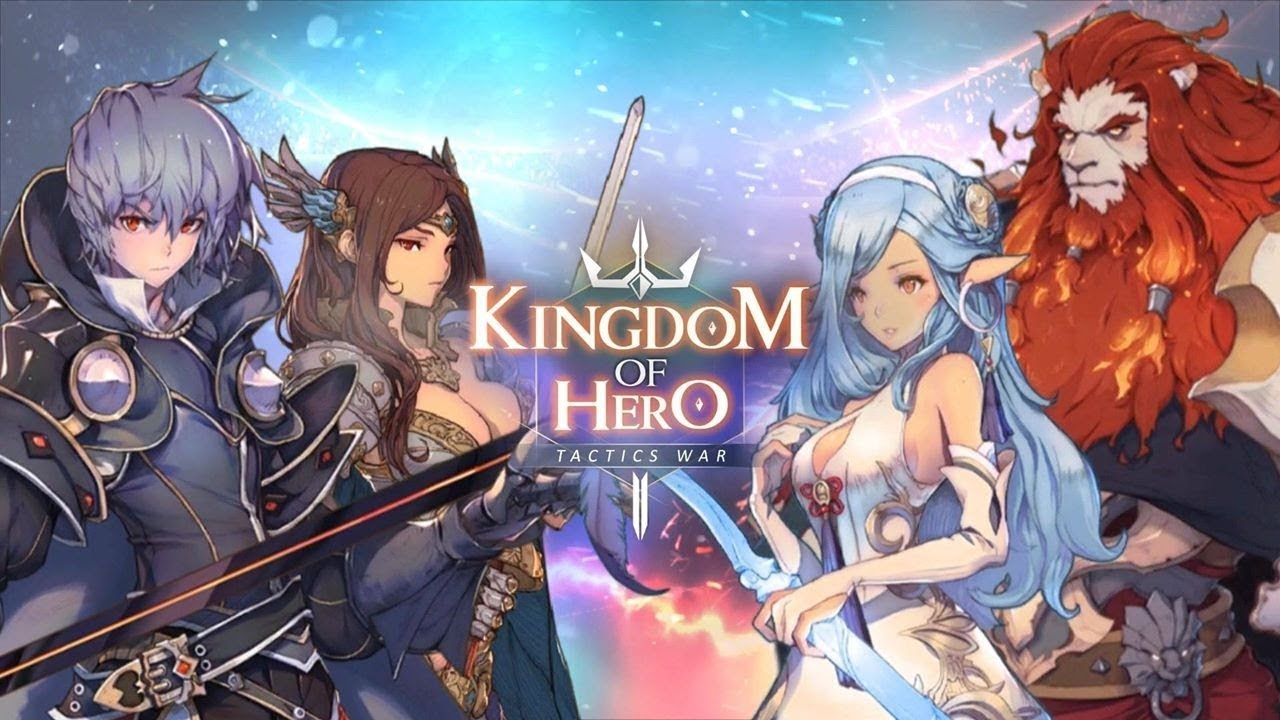 kingdom of hero tactics war