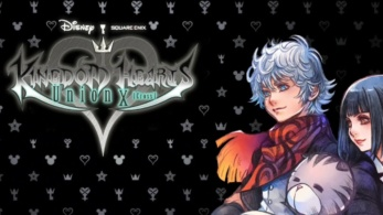 KINGDOM HEARTS Union 347x195