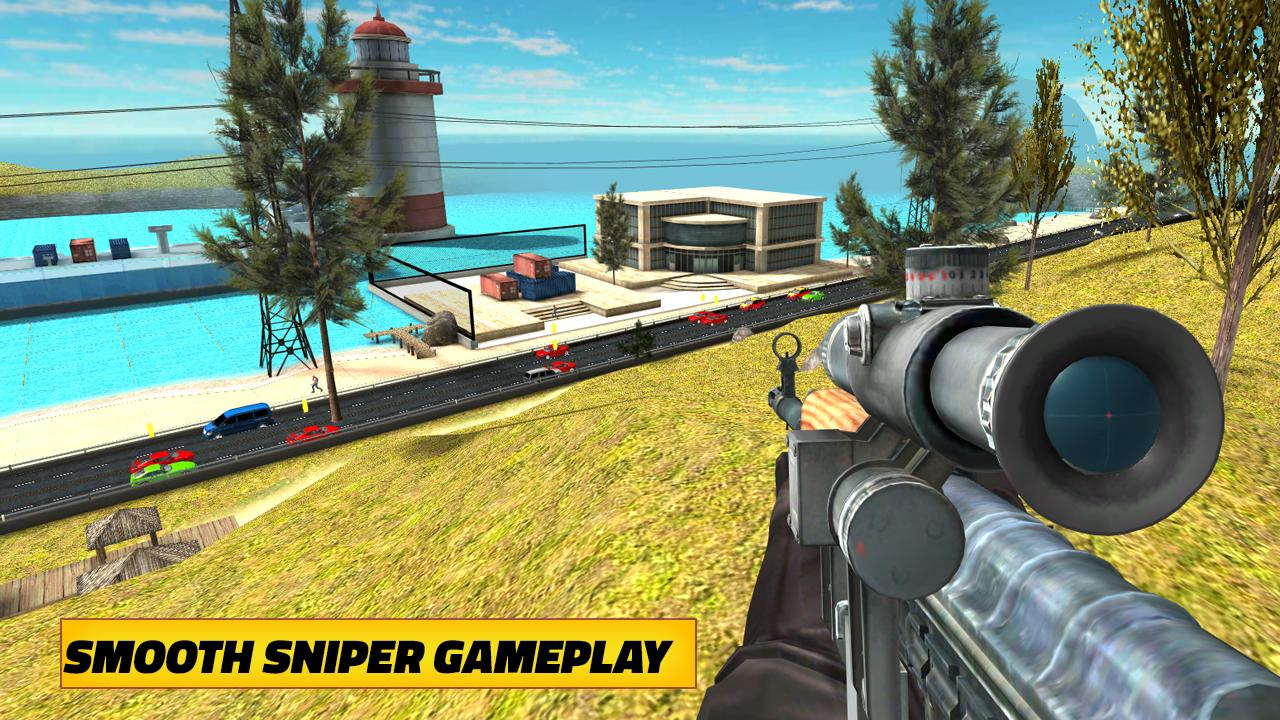 highway sniper shooter 1