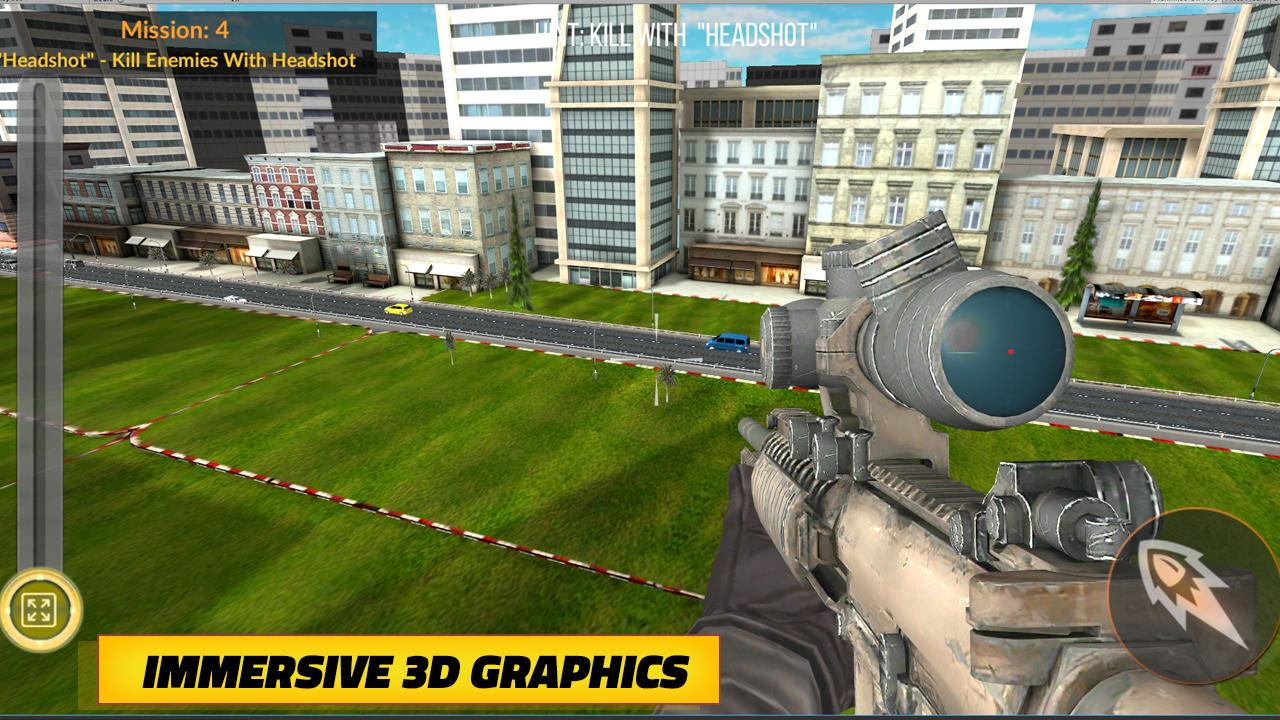 highway sniper shooter 3
