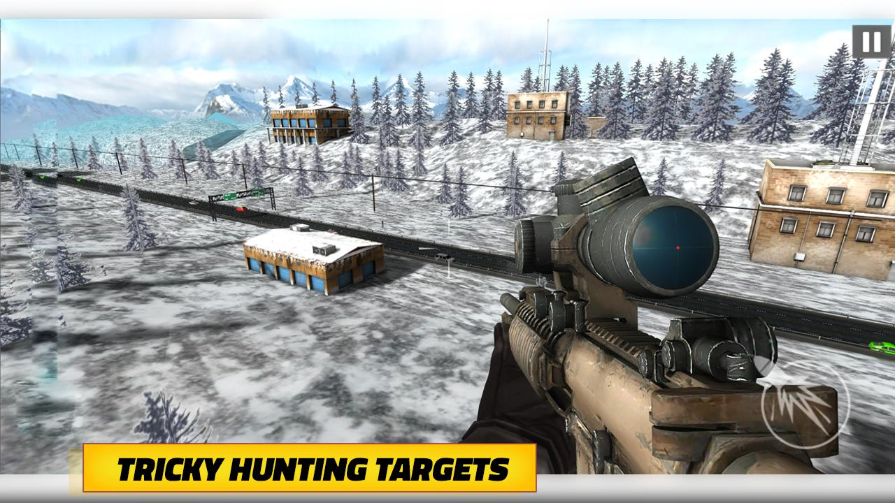 highway sniper shooter 4