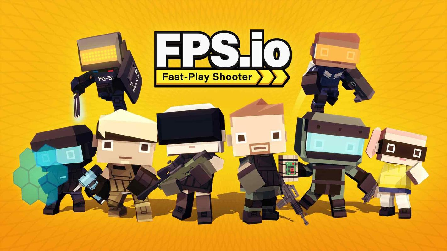 fps io fast play shooter 1