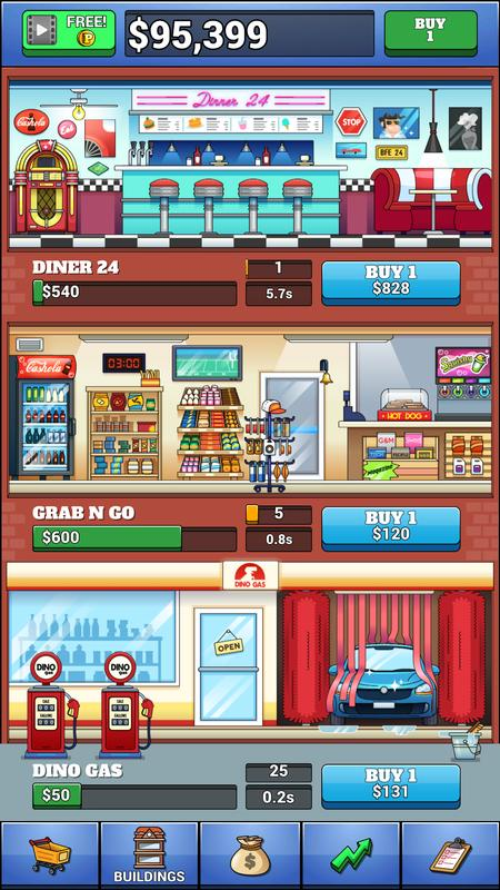 idle payday fast money 1