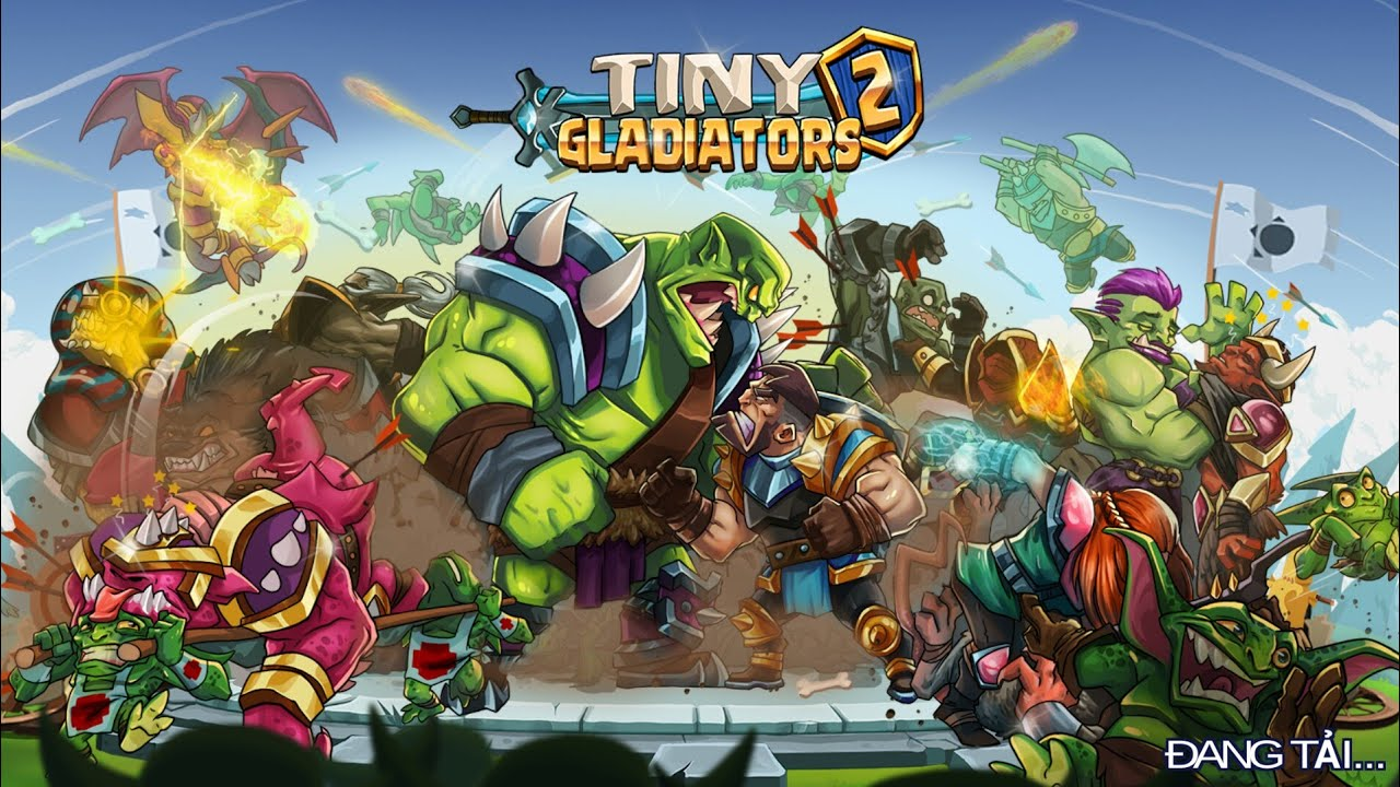 Tiny Gladiators 2