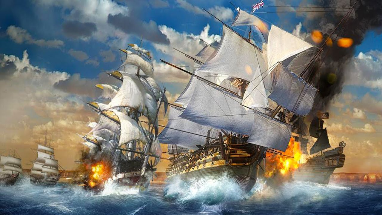 Age of Sail Navy Pirates