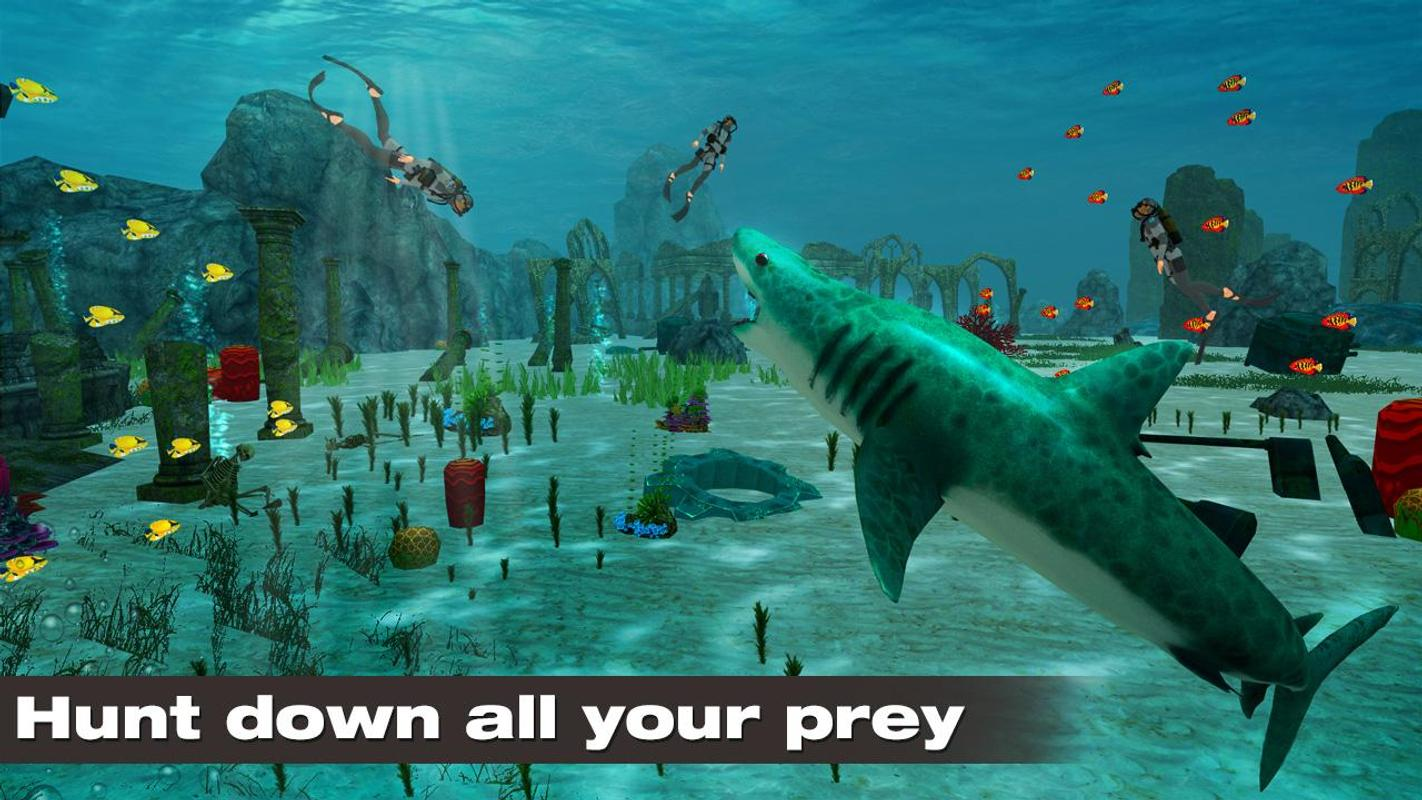 shark simulator 2019 1