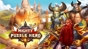 Mighty Puzzle Heroes 347x195