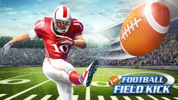 Football Field Kick 347x195