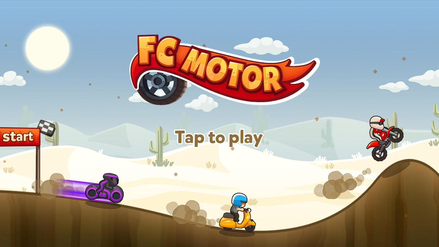 fc motor excited racing 1